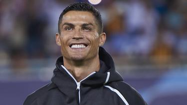 Cristiano Ronaldo wird mit einem Wechsel zum FC Bayern in Verbindung gebracht