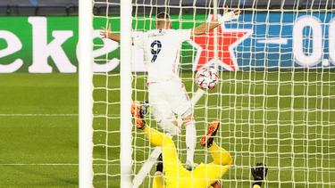 Real Madrid hat Borussia Mönchengladbach bezwungen
