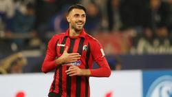 Grifo ist stolz, den SC Freiburg zu repräsentieren