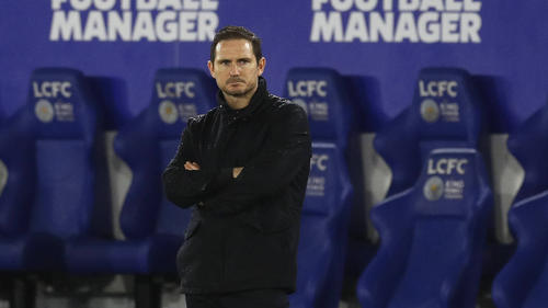 Musste mit dem FC Chelsea eine weitere Niederlage hinnehmen: Frank Lampard