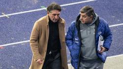 Labbadia muss mit Hertha gegen Köln ran