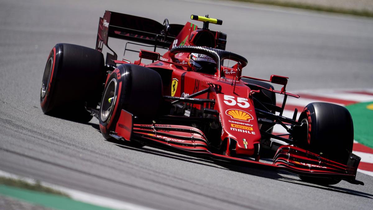 Ferrari startet am Sonntag von den Rängen vier und sechs