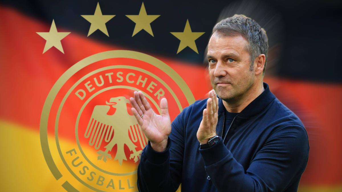 Hansi Flick legt am Sonntag als Bundestrainer los