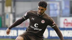Äußerte sich auf Instagram zum Nahost-Konflikt: Omar Marmoush vom FC St. Pauli