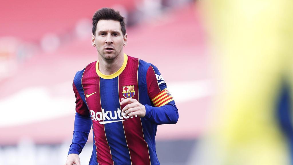 Bleibt Lionel Messi beim FC Barcelona?