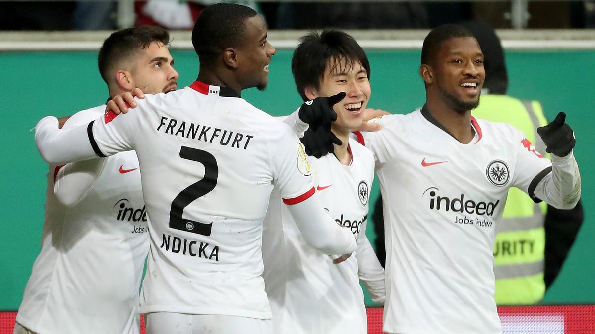 Zwei Spieler dürfen Eintracht Frankfurt im Sommer verlassen