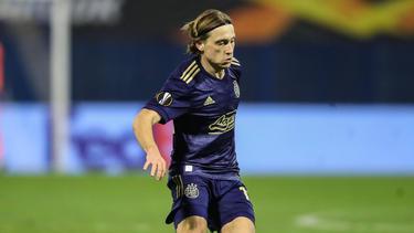 Wird bei Eintracht Frankfurt gehandelt: Lovro Majer von Dinamo Zagreb