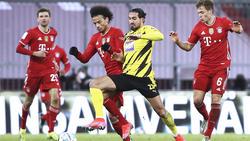 Emre Can hätte statt zum BVB auch zum FC Bayern wechseln können
