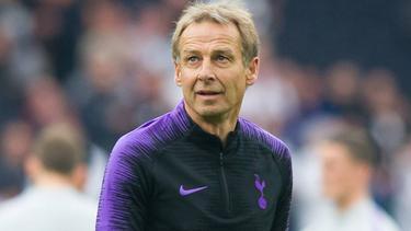 Kann sich eine Rückkehr nach Tottenham vorstellen