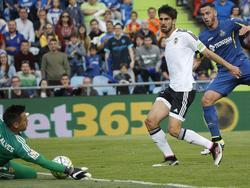 Getafe und Valencia trennen sich 2:2
