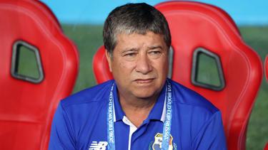 Hernán Darío Gómez führte Panama zur ersten WM-Teilnahme