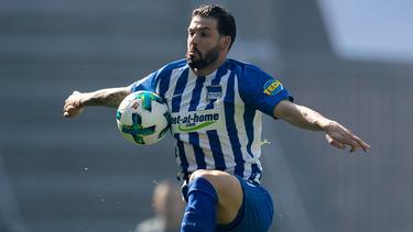 Steht bei Hertha BSC offenbar vor dem Absprung: Nationalspieler Marvin Plattenhardt