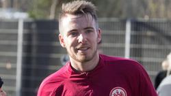 Max Besuschkow verlässt Eintracht Frankfurt auf Leihbasis