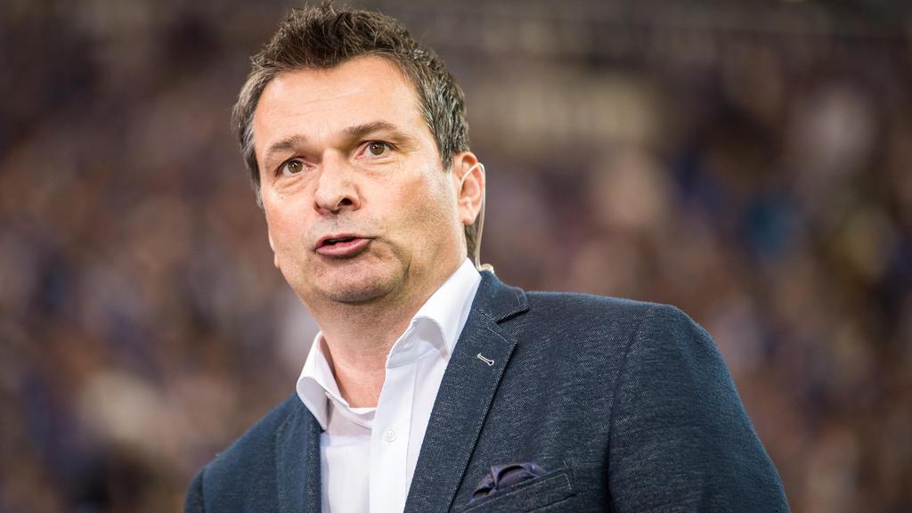Christian Heidel arbeitet akribisch am neuen Schalke-Personal