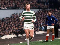 Tommy Gemmell im schottischen Cupfinale 1969 (copyright: Imago/Colorsport)