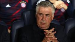 Carlo Ancelotti spricht über seine Erfahrungen beim FC Bayern