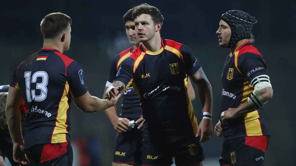 Die deutschen Rugby-Cracks wollen den Aufwärtstrend fortsetzen