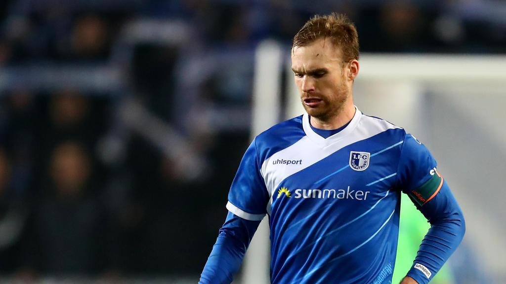 Jan Kirchhoff verlässt den 1. FC Magdeburg