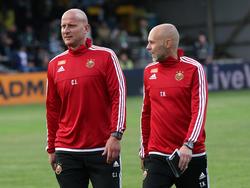 Die bisherigen Co-Trainer Carsten Jancker und Thomas Hickersberger müssen sich verabschieden