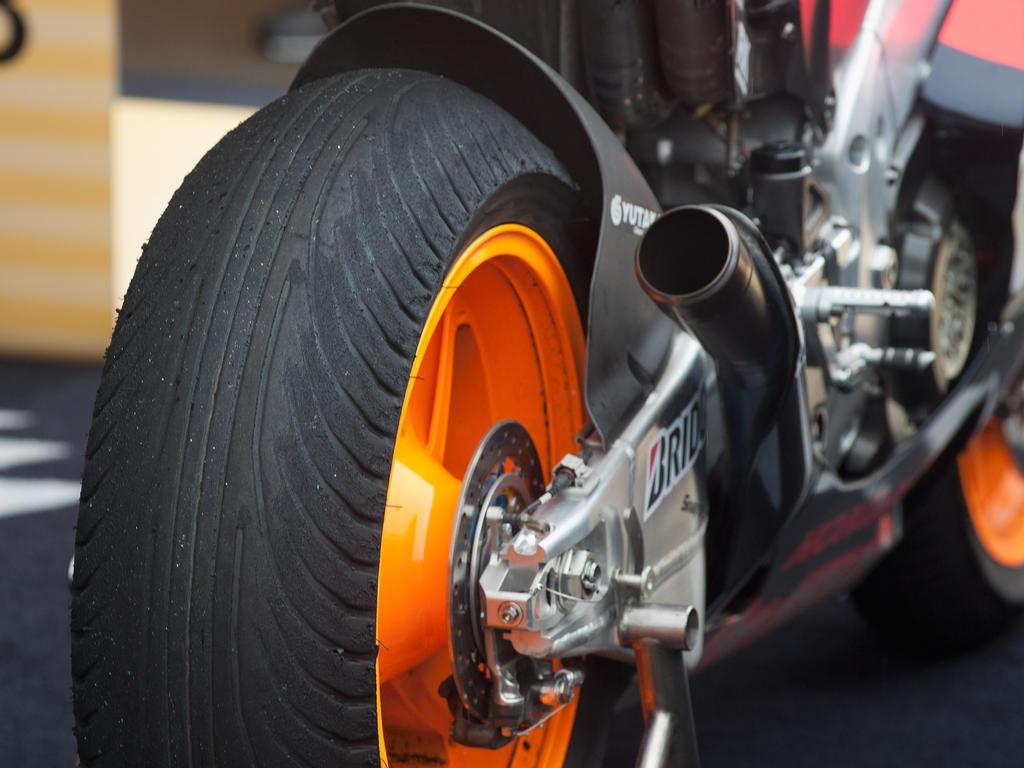 Motogp Reifen