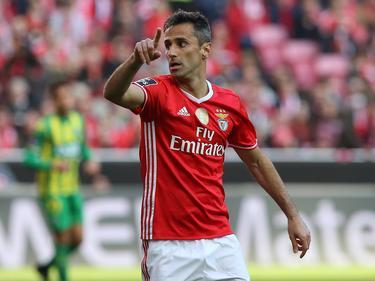 Jonas fue uno de los goleadores ante el Braga. (Foto: Imago)