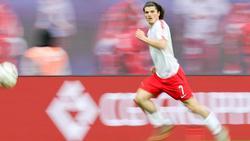 Marcel Sabitzer hat sich beim Test gegen Galatasaray Istanbul eine Verletzung im rechten Sprunggelenk zugezogen
