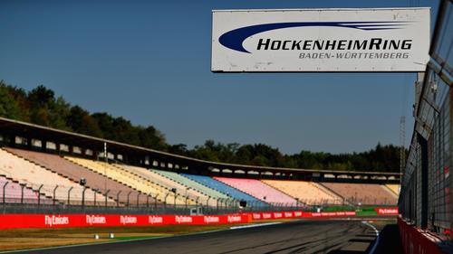 Auf dem Hockenheimring wird 2020 wohl kein Formel-1-Rennen stattfinden