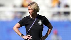 Martina Voss-Tecklenburg will den Umbruch weiter vorantreiben