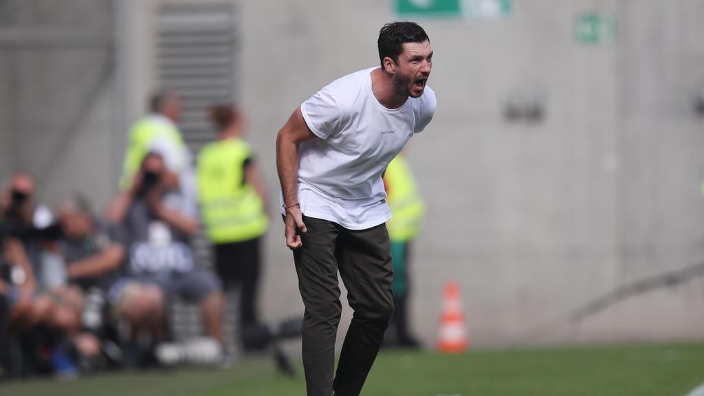 Sandro Schwarz freut sich auf das Wiedersehen mit Kumpel Marco Rose