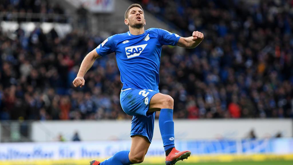 Andrej Kramaric steht vor seinem Comeback
