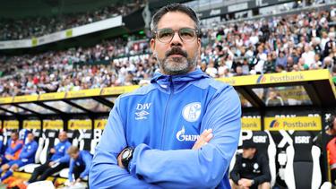 David Wagner will mit dem FC Schalke 04 in Paderborn punkten