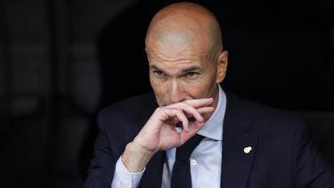 Zinédine Zidane: Treffen mit Paul Pogba war zufällig
