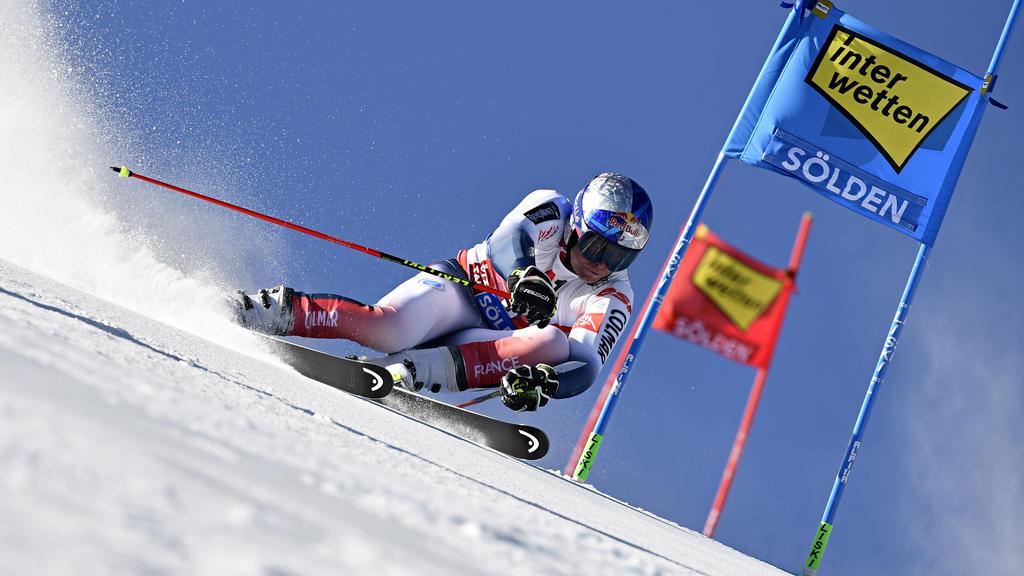 Alexis Pinturault gewinnt den Weltcup-Auftakt in Sölden