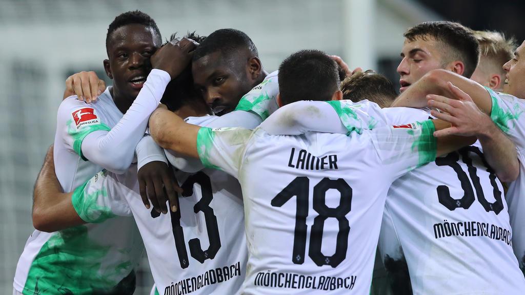 Spitzenreiter! Borussia Mönchengladbach gewinnt Tor-Spektakel gegen Eintracht Frankfurt