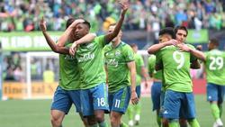 Die Seattle Sounders holen zum zweiten Mal den Titel in der MLS