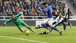 Leicester hat den Rückstand auf Liverpool verkürzt