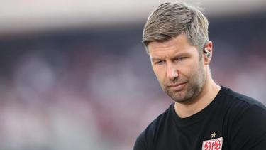 Thomas Hitzlsperger wird den VfB Stuttgart im Herbst 2022 verlassen