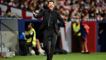 Simeone hätte Messi gerne bei sich im Team gesehen