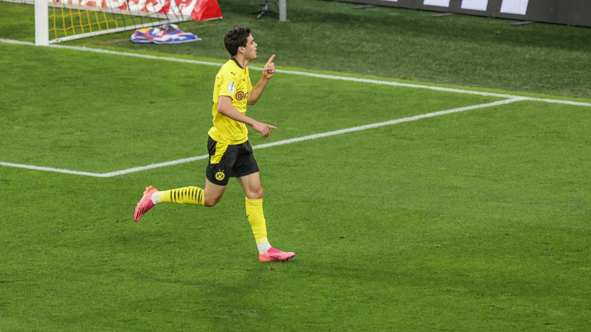 Mateu Morey macht beim BVB Fortschritte