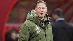 Markus Gisdol ist neuer Cheftrainer bei Lokomotive Moskau