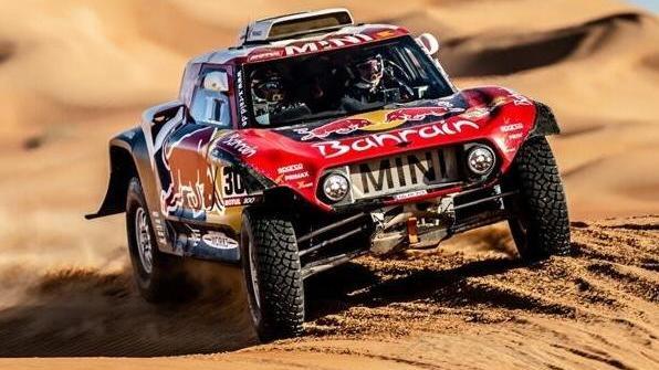 Zum dritten Mal hat Carlos Sainz die Rallye Dakar gewonnen