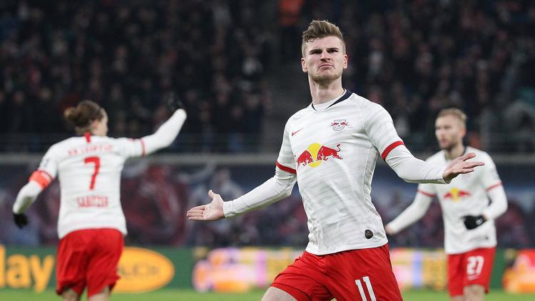 Timo Werner ballert RB Leipzig von Erfolg zu Erfolg