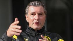 Hofft auf die Siegermentalität von Neuzugang Emre Can: BVB-Sportdirektor Michael Zorc