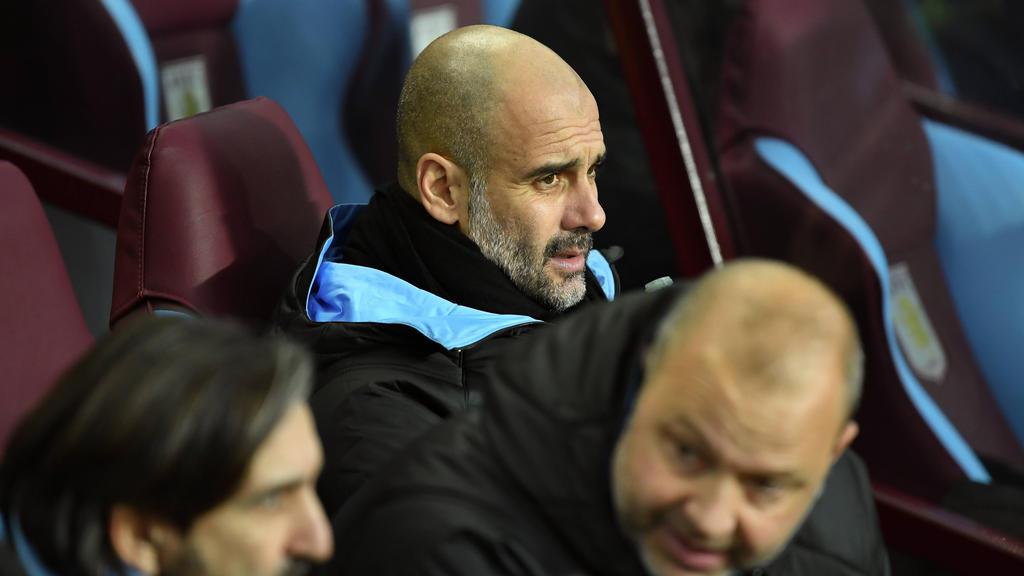 Die Champions League findet in den nächsten zwei Jahren ohne Pep Guardiola und Manchester City statt
