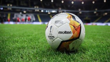Das Europa-League-Hinspiel findet in Frankfurt statt