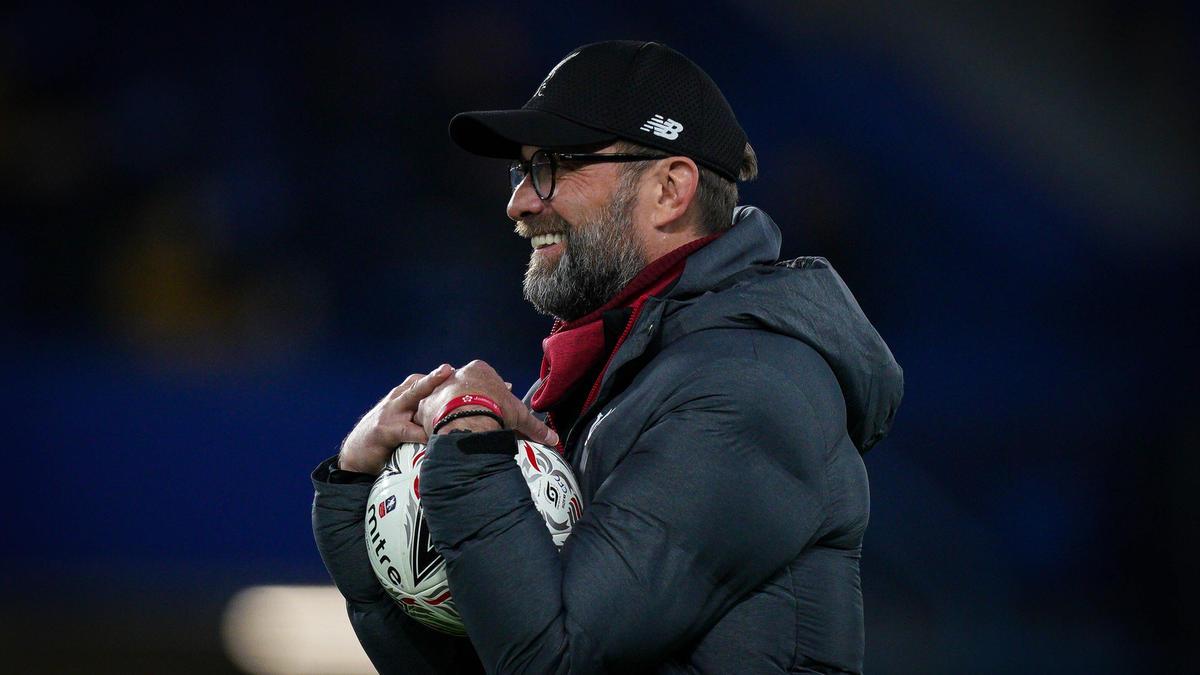 Jürgen Klopp gewann mit dem FC Liverpool im letzten Jahr die Champions League