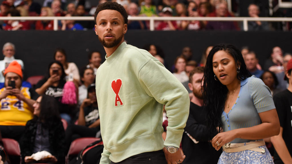 Stephen Curry würde gerne bei den Olympischen Spielen für das US-Team spielen