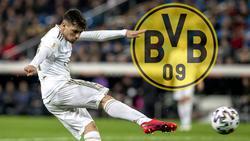 Der BVB hat (erneut) ein Auge auf Brahim Díaz geworfen