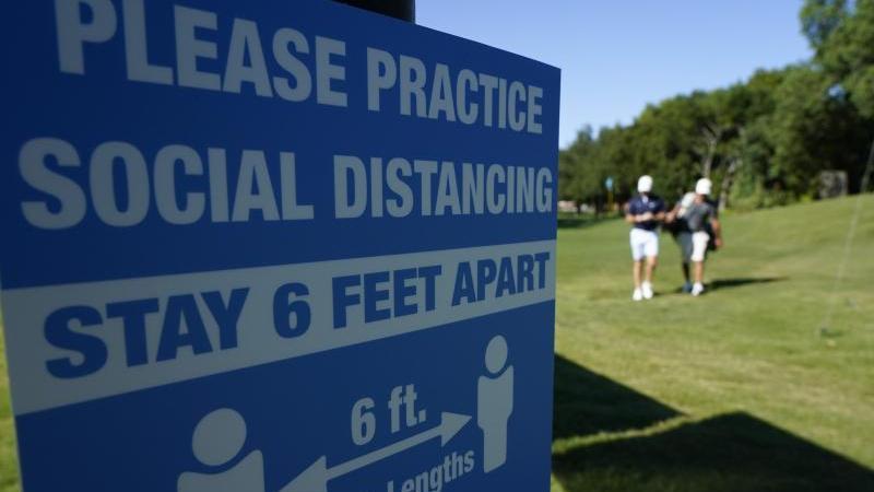 Ein positiver Test besorgt die PGA-Stars