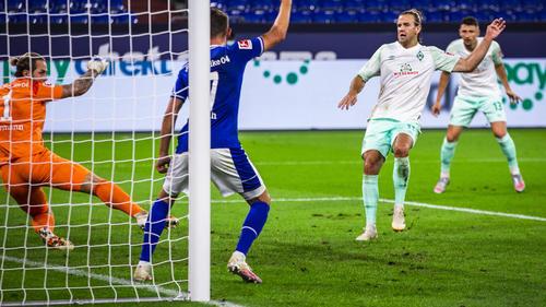 Leichtes Spiel aus kurzer Distanz für Niklas Füllkrug